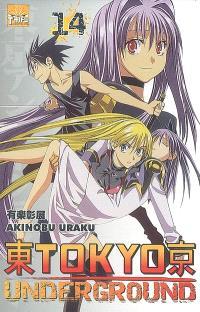 Tokyo underground. Volume 14