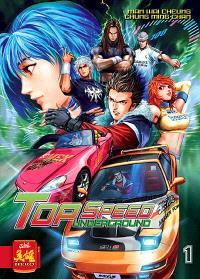 Top speed underground. Volume 1