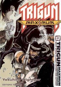 Trigun maximum. Volume 13