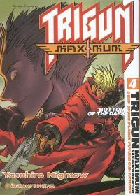 Trigun maximum. Volume 4, Bottom of the dark