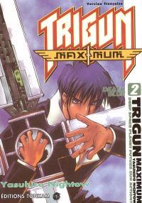 Trigun maximum. Volume 2, Death blue
