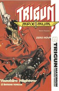 Trigun maximum. Volume 11, Zero hour