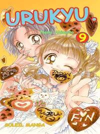 Urukyu. Volume 9
