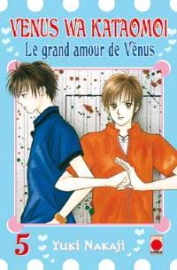 Venus wa kataomoi : le grand amour de Vénus. Volume 5