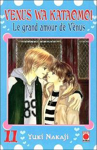 Venus wa kataomoi : le grand amour de Vénus. Volume 11