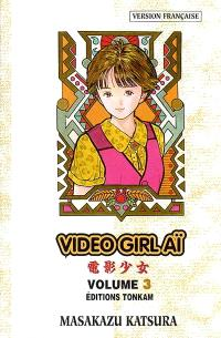 Video girl Aï. Volume 3, Régénération