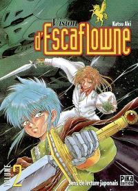Vision d'Escaflowne. Volume 2