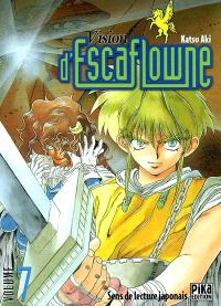 Vision d'Escaflowne. Volume 7