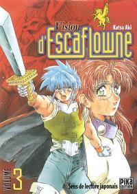 Vision d'Escaflowne. Volume 3