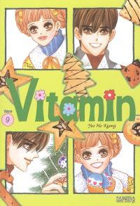 Vitamin. Volume 9