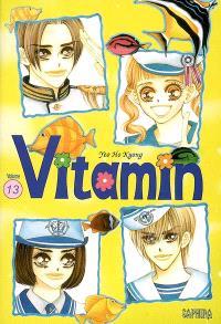 Vitamin. Volume 13