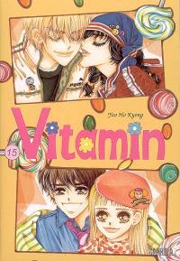 Vitamin. Volume 15