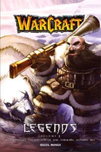 Warcraft legends. Volume 3