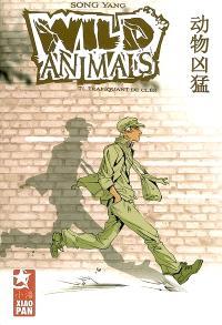 Wild animals. Volume 1, Trafiquant de clés