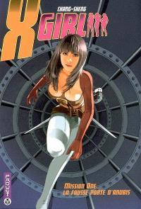 X Girl. Volume 1, La fausse porte d'Anubis