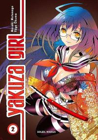 Yakuza girl. Volume 2