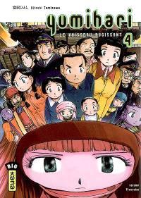 Yumihari : le vaisseau rugissant. Volume 4