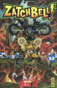 Zatchbell !. Volume 32