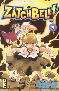 Zatchbell !. Volume 3