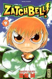 Zatchbell !. Volume 9