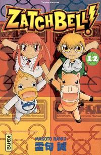 Zatchbell !. Volume 12