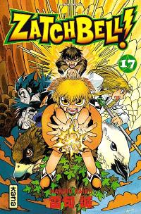Zatchbell !. Volume 17
