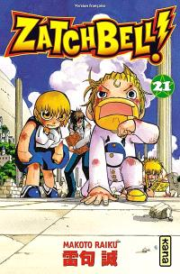 Zatchbell !. Volume 21