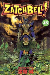 Zatchbell !. Volume 25