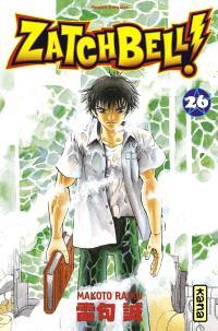Zatchbell !. Volume 26