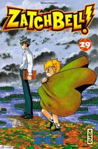 Zatchbell !. Volume 29