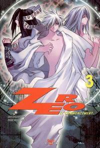 Zéro : le commencement. Volume 3