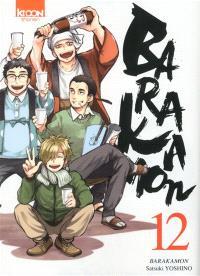 Barakamon. Volume 12
