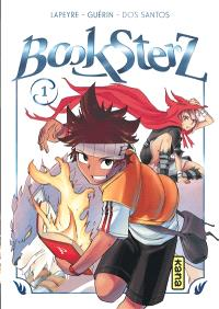 Booksterz. Volume 1