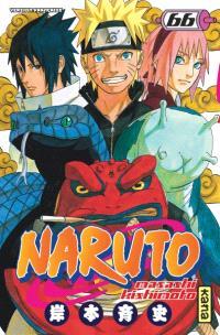 Naruto. Volume 66