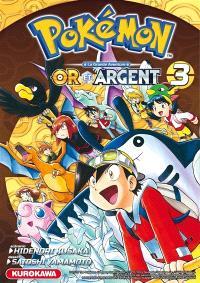 Pokémon : la grande aventure : Or et Argent. Volume 3