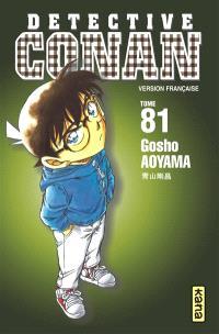 Détective Conan. Volume 81