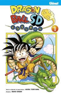 Dragon ball SD. Volume 1