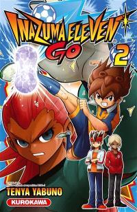 Inazuma eleven go. Volume 2