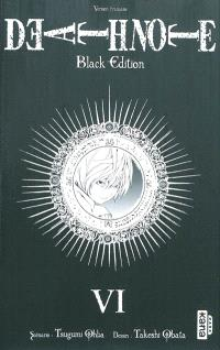 Death note : black edition. Volume 6