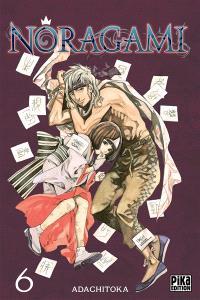 Noragami. Volume 6