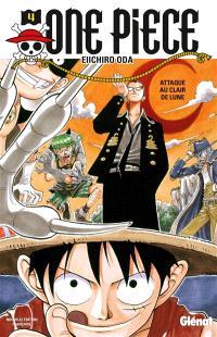 One Piece : édition originale. Volume 4, Attaque au clair de lune