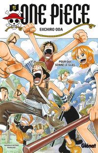 One Piece : édition originale. Volume 5, Pour qui sonne le glas