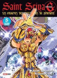 Saint Seiya, épisode G : les origines des chevaliers du zodiaque : volume double. Volume 8
