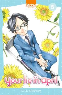Your lie in april. Volume 5