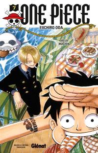 One Piece : édition originale. Volume 7, Vieux machin