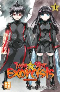 Twin star exorcists. Volume 1