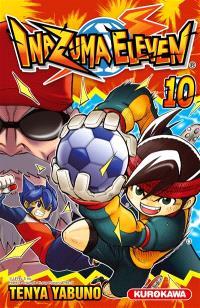 Inazuma eleven. Volume 10