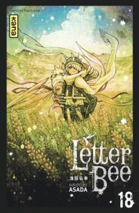 Letter Bee. Volume 18