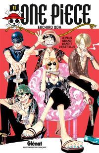 One Piece : édition originale. Volume 11, Le plus grand bandit d'East Blue