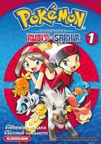 Pokémon : la grande aventure : Rubis et Saphir. Volume 1